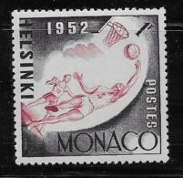 MONACO, 1953   SCOTT # 295-7. INCOMPLETE, HELSINKI OLYMPIC GAMES  MNH - Monaco