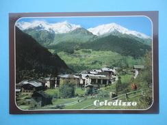 Celedizzo - Pejo - Trento - Val Di Sole - Panorama - Trento