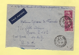 Marianne De Gandon - Destination USA - 11-2-1946 - 1921-1960: Moderne