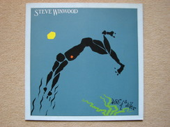 STEVE WINWOOD - ARC OF A DIVER (LP) (ISLAND 1980) - Rock