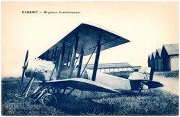 HANRIOT - Bi-places D'entrainement  (recto/verso) - 1919-1938: Fra Le Due Guerre