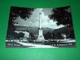 Cartolina Col S. Martino ( Treviso ) - Monumento Ai Caduti 1962 - Treviso