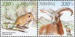 Armenia 2012 Mih. 819/20 Fauna MNH ** - Armenia