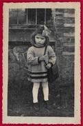 PHOTO Photographie Originale - FILLETTE MUTINE (un Sac à Main...déjà) * Enfants Enfance Little Girl - Photos