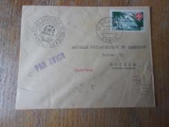 A.E.F. (1957) ORDRE SOUVERAIN DE MALTE , Mayumba  GABON - A.E.F. (1936-1958)