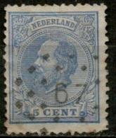 NLE-26   PTS 67  LEEUWARDEN    Yvert 19 - Period 1852-1890 (Willem III)