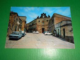 Cartolina Iglesias - Chiesa Della Madonna Delle Grazie 1973 - Cagliari