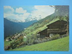 Piazzola - La Valle Di Rabbi - Trento - Scorcio Panoramico - Trento