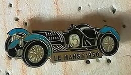 Pin´s  Automobile TALBO LAGO LE MANS 1950 AUTOMOBILE    P7+ - Porsche