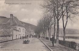 Vireux Molhain -- Route Nationale - ATTELAGE CHIENS - France