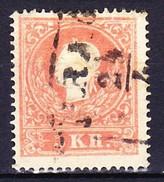 AUTRICHE 1859 YT N° 14 Obl. - Usati
