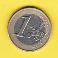GREECE  1 EURO 2002 (KM # 187) - Greece