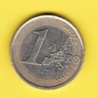 NETHERLANDS  1 EURO 1999 (KM # 240) - Netherlands