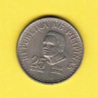 PHILIPPINES  25 SENTIMOS 1978 (KM # 208) - Philippines