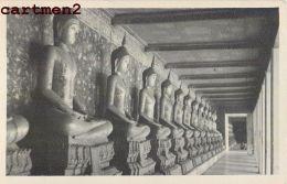 9 CARTE PHOTO : THAILANDE SIAM OLD CARD PHOTO BANGKOK MENAM TEMPLE KLONG CHAO-PHRAYA THAILAND - Thaïlande