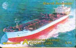 TK17510 ASCENSION - 268CASB... Maersk Ascnecion - Ascension