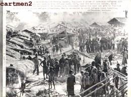 NONG SAMETT  THAILAND CAMBODIAN REFUGEES GUERRE DU VIETNAM WAR SIAM THAILANDE CAMBODIA CAMBODGE - Thaïlande