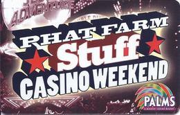 Palms Casino - Phat Farm Stuff Casino Weekend Hotel Room Key Card - Hotel Keycards