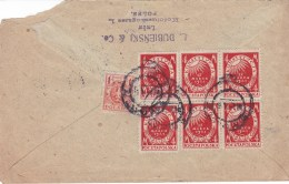 POLAND 1921 Cover - 1919-1939 Republic