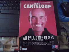 Canteloup Au Palais Des Glaces - DVDs