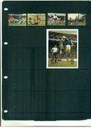 ANTIGUA & BARBUDA    Soccer Football World Cup 1982  4v.+SS - Wereldkampioenschap