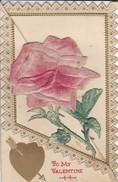 TO MY VALENTINE--carte 2 Volets--voir 4 Scans - Fêtes - Voeux