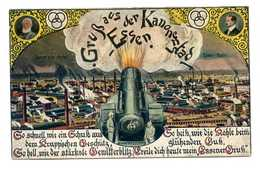 AA526 - ESSEN - GRUSS AUS DER KANONENSTADT - Essen