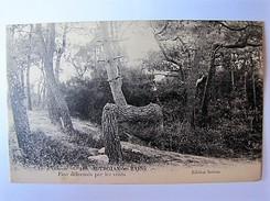 FRANCE - CHARENTE MARITIME - ILE D'OLERON - SAINT-TROJAN-LES-BAINS - 1924 - Ile D'Oléron