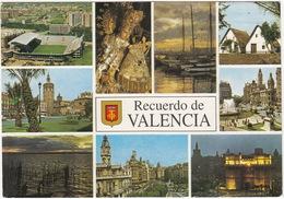 Recuerdo De Valencia - Estadio De Mestalla - Valencia CF - (Espana/Spain) - Stadions