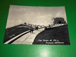 Cartolina Cima Grappa - Panorama Dell' Ossario 1962 - Treviso