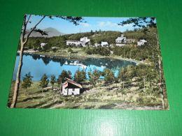 Cartolina Appennino Reggiano - Lago Del Cerreto 1961 - Reggio Nell'Emilia