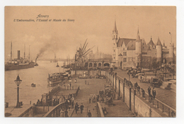 BELGIQUE - ANVERS L'embarcadère, L'Escaut Et Musée Du Steen - Antwerpen