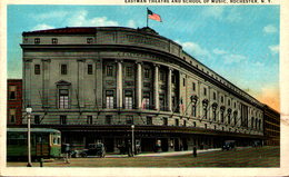 Eastman Theatre And School Of Music, Rochester, N. Y. - Rochester