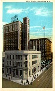 Hotel Seneca, Rochester, N. Y. - Rochester