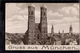 München - S/w Ortsansicht 4 - München