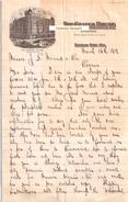 Document Du 14/03/1912 THE COATES HOUSE Kansas-City - USA Etats-Unis - Etats-Unis