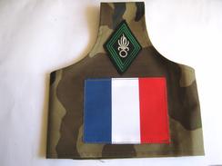 LEGION ETRANGERE CAVALERIE 1° REC BRASSARD OPEX BARIOLE ETAT EXCELLENT - Equipment