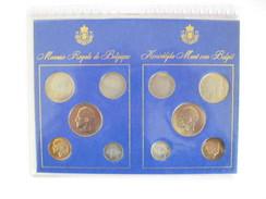 MONNAIE DE BELGIQUE SERIE FDC  1975 FRANCS - 1951-1993: Baudouin I