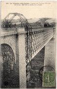 Le Viaduc Des Fades -  Le Géant Des Viaducs D' Europe  - Train - Cachet Perlé     (97457) - France