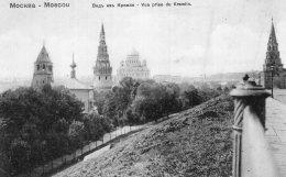 V9985 Cpa Russie - Moscou - Vue Prise Du Kremlin - Russie
