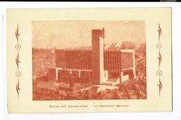 40909 - Eglise Ste Jeanne D'arc - La Pepiniere Belfort - Belfort – Siège De Belfort
