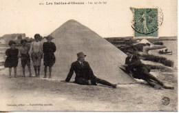 85 LES SABLES-d'OLONNE  Les Tas De Sel - Sables D'Olonne