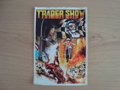 AUTOCOLLANT TRADER SHOW - Stickers