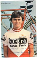 V10009 CP Cyclisme  Luciano Bracchi - Cyclisme