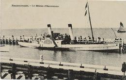 BLANKENBERGE / EXCURSIEBOOT  1902 - Blankenberge