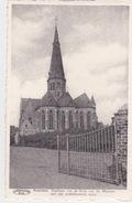 KOEKELARE  Oostkant Van De Kerk  Van St.Maarten Met Zijn Middeleuwse Toren - Koekelare