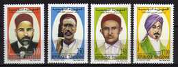 Tunisia 2002 Personalities.Famous People.MNH - Tunisia