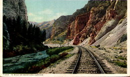 16 Mile Or Montana Cañyon - Etats-Unis