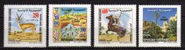 Tunisia 2002 Tourism In The Sahara Region.horse.animals.MNH - Tunisia
