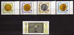 Tunisie. Tunisia.2004.Banknotes And Coins On Stamps.MNH - Tunisia